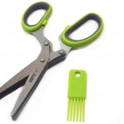 GEFU Ножица за подправки CUTARE - зелен