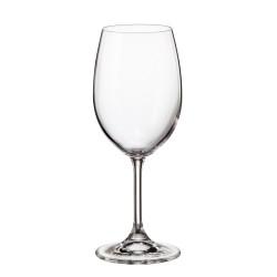 КРИСТАЛЕН КОМПЛЕКТ Чаши за Червено вино 350мл, BOHEMIA CRYSTALITE