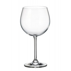 КРИСТАЛЕН КОМПЛЕКТ Чаши балон за червено вино 570мл, BOHEMIA CRYSTALITE