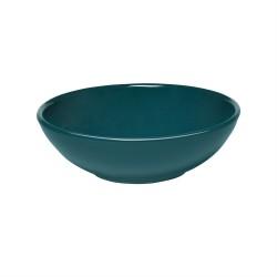 """EMILE HENRY Керамична купа за салата """"SMALL SALAD BOWL"""", малка - Ø 22 см - синьо-зелен"""
