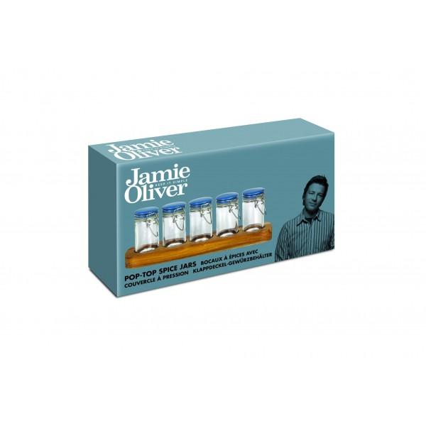 JAMIE OLIVER Комплект за подправки - 6 части