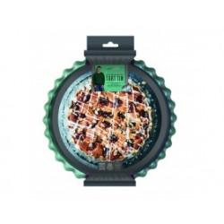 AMIE OLIVER Форма с падащо дъно и вълнообразни стени - ф25 см, H: 4 см